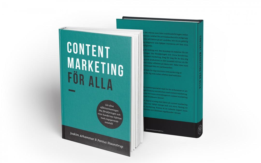 Contentboken som finansieras med native advertising